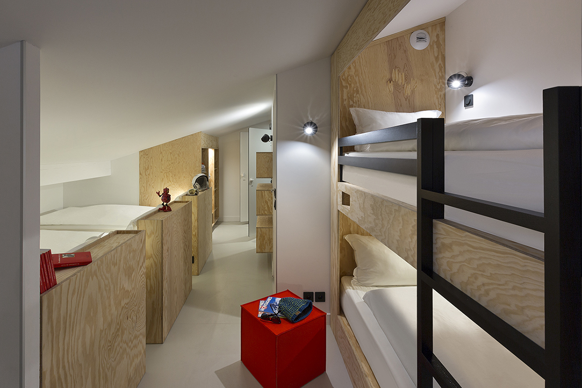 ROCKY POP Hotel – Les Houches