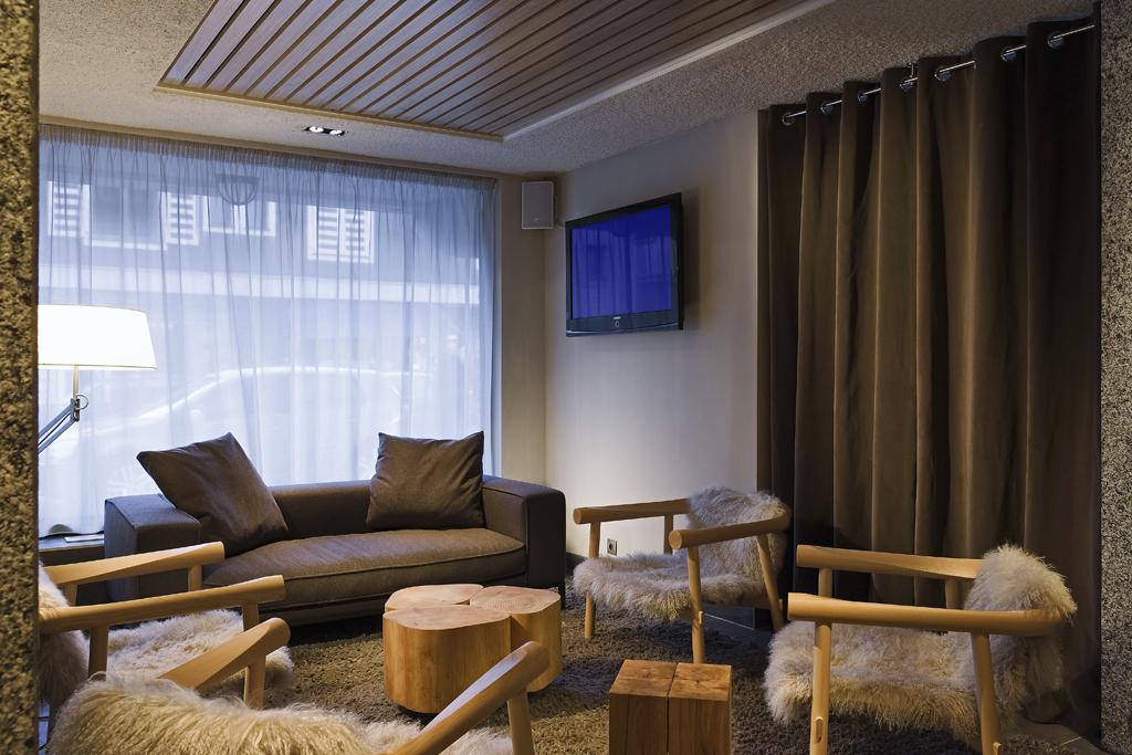 Lounge bar – vue générale d'un salon